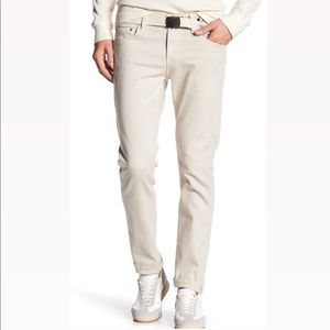AG- Adriano Goldschmeted White Jeans